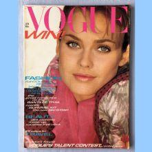 Vogue Magazine - 1981 - January
